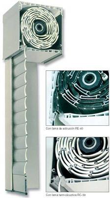 Compactos combinados PVC+Extrusión